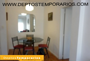 Apartment in Castelli y Sarmiento II