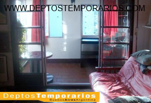 Apartment in San Juan y S�enz Pe�a