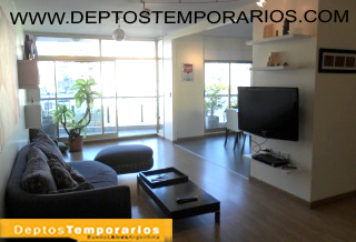 Apartment in Av. del Libertador y La Pampa