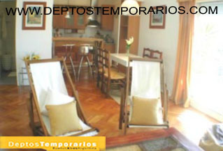 Apartment in Cervi�o y Lafinur