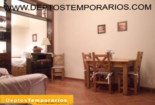 Apartment in Montevideo y Corrientes