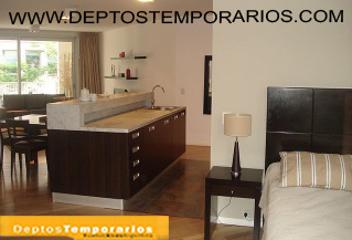Apartment in Juana Manso y Mariquita S�nchez de Thompson X