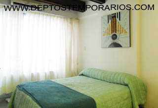 Apartment in Santa Fe y Cerrito I