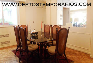 Apartment in Talcahuano y Juncal