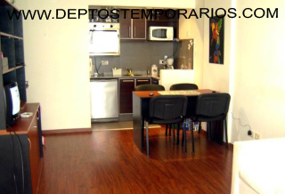 Apartment in Av. Pueyrred�n y French I