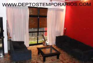 Apartment in Jos� Hernandez y Vuelta de Obligado