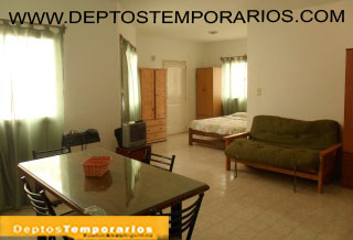 Apartment in Tacuar� y Alsina VIII B