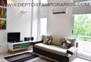 Detalles del Apartamento en Gurruchaga y Corrientes V
