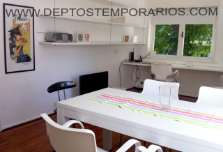 Apartment in Jos Hernandez y Amenabar
