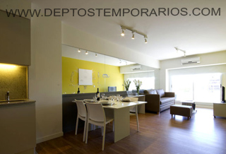 Apartamento en Godoy Cruz y Charcas I