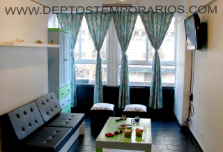 Apartment in Av. de Mayo y Santiago del Estero VIII