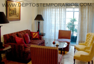 Apartment in Azcuenaga y French