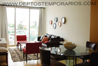 Apartment in Bonpland y Niceto Vega II