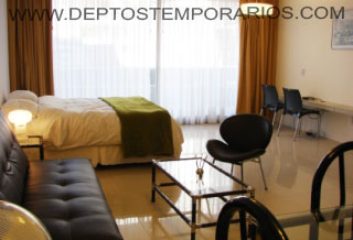 Apartment in G�emes y Jorge Luis Borges