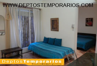 Apartment in Lavalle y Florida