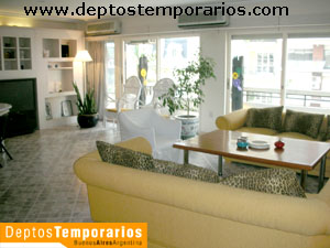 Apartment in Callao y Santa Fe I