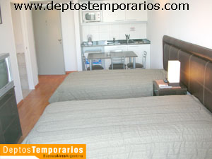 Apartment in Av. Corrientes y Jean Jaures D